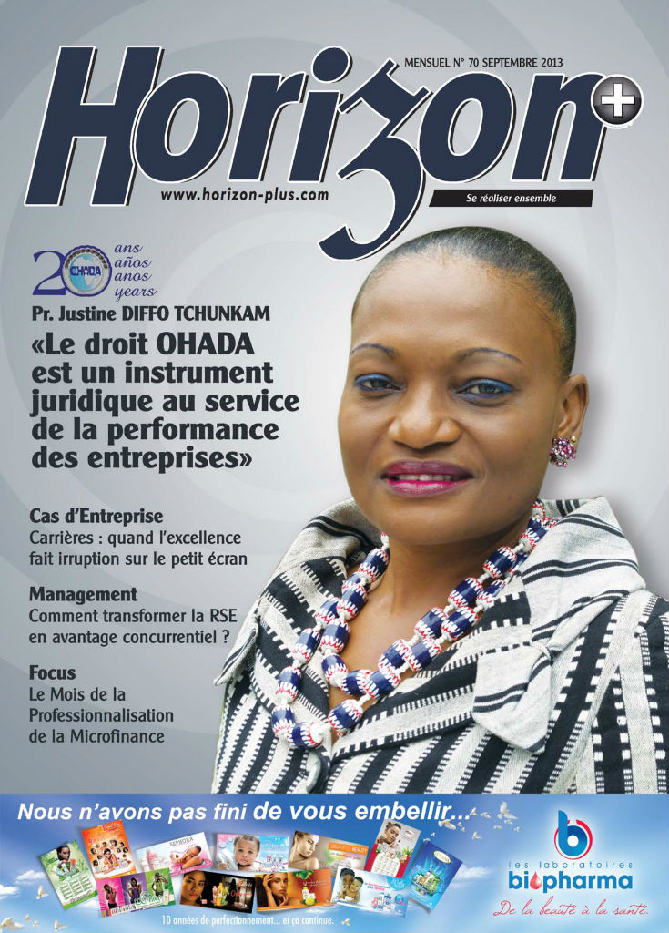 actualit comm moration du 20 me anniversaire de l 39 ohada au cameroun la une du magazine horizon. Black Bedroom Furniture Sets. Home Design Ideas