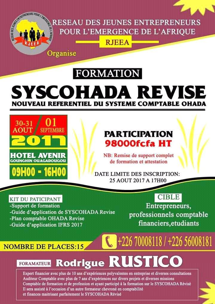 syscohada révisé