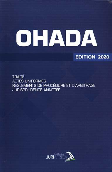 les actes uniformes ohada pdf